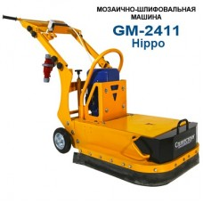 Машина мозаично-шлифовальная GM-2411 Hippo